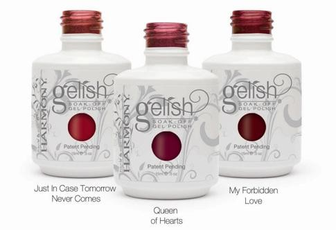 Gelish The Winter Reds LIMITED EDITION