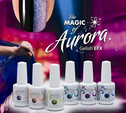 THE MAGIC OF AURORA GELISH EFX